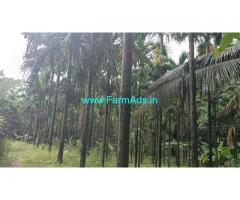 50 acre Rubber Estate for sale at Manipal, Udupi