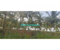 1 Acre Farm Land for sale near Kunigal.