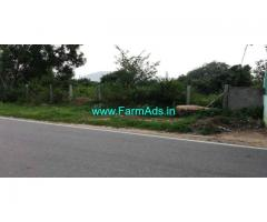 4.5 acres Farm land for sale at Kanakapura to shahanur high way.