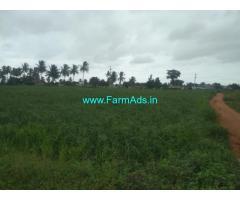 3 acres farm land for sale Gollachinnappanahalli  village, Near Dibbur
