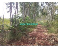 2 acres farm land for sale in doddaballapura , jakkasandra