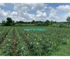 2 Acre Farm Land for Sale Near Laxmapur Lake