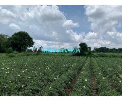 2 Acre Farm Land for Sale Near Laxmapur Lake