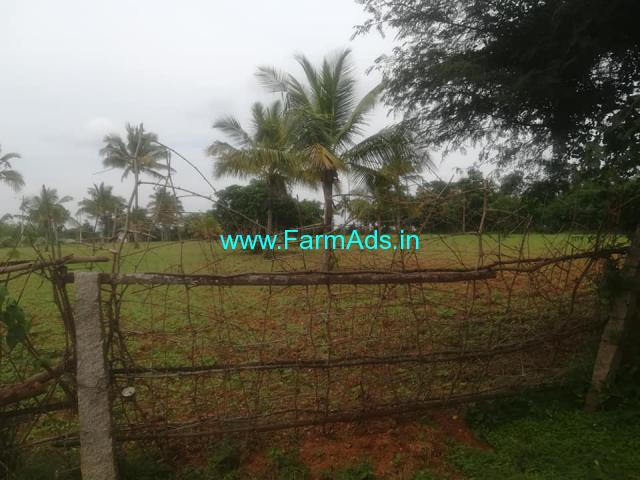 5 Acrs 12 Guntas Agriculture land for sale in huliyurdurga bypass