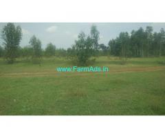2 acre 28 Guntas Agriculture Land for Sale at Honnadevipura, Madhure Hobli