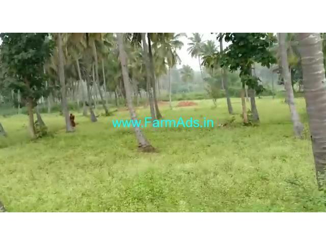 2 Acres Farm land for sale at Hunisenahalli, Ramanagara