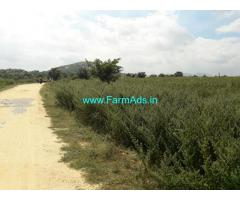Agricultural land available from Chikkaballapur