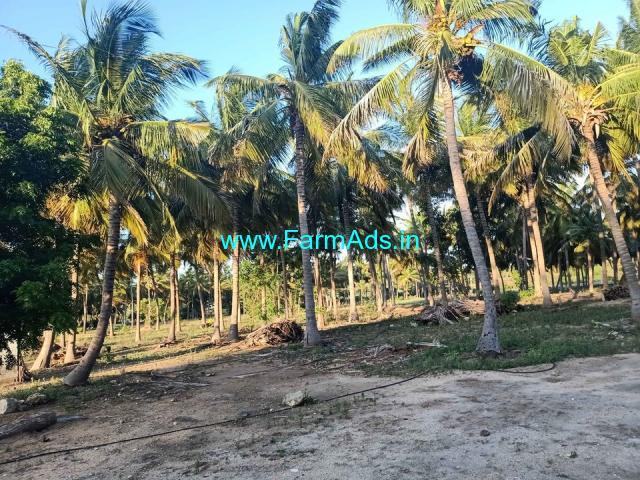 2 Acre Coconut farm land for sale at Mettukadi.
