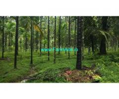 8.50 Acre agri farm land for sale land in puttur. C