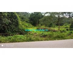 12 Gunta land for sale in Chikkamagalur