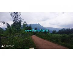 8 Acre Farm Land for Sale Near Chikmagalur