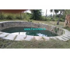 12.5 Acre Coconut Farm Land for Sale Near Kadur