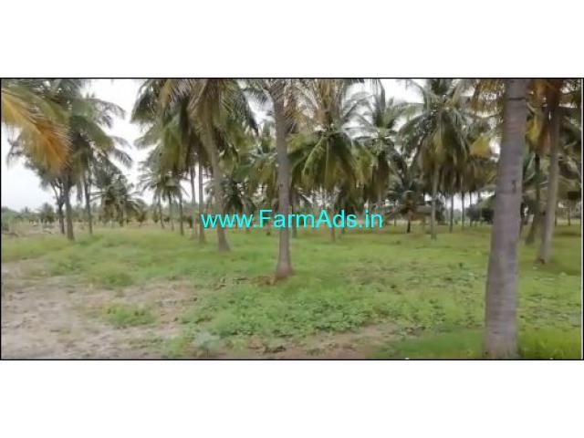 8 acre farm Land for sale in Kadur