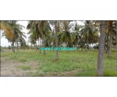 8 acre farm Land for sale in Kadur