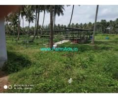 8.5 acre farm land for sale at eruthenpathi village chittur, Palakkad