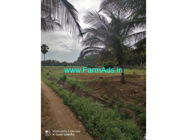 2.5 acres Farm Land for sale at udumalpet to palladam main road