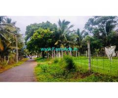 Pollachi good water source coconut farm and agricultural land  for sale