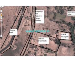 Agriculture land for sell Pune, 5 km from ranjangoan MIDC