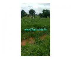 4.5 acre agriculture farm land for sale 12 kms from bidadi, Kottagal