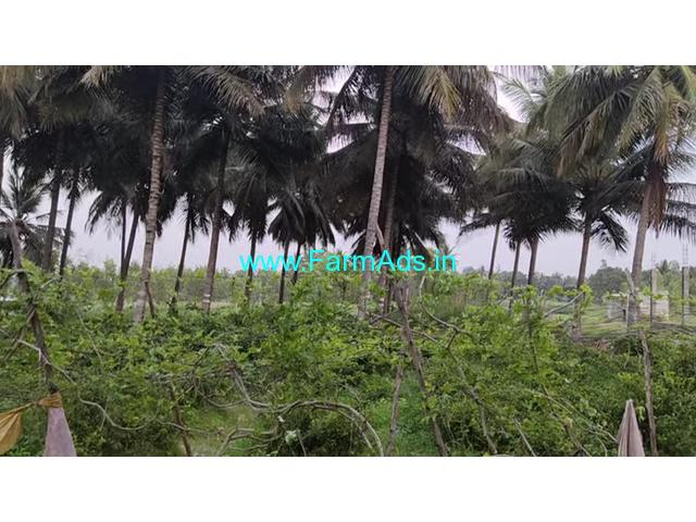 2 Acres river nearest farm land is for sale at Shooting Madepura