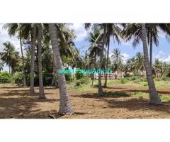 1 Acre 26 Gunta clear title farm land for sale near Srirangapatna.