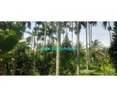 12 acre farm land for sale at Yediyur. Kunigal