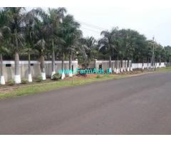 47 Acres with Farm house for Sale at Tandur