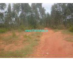 1.5 acres Agriculture Land for saleat Allalasandra, Thoobagere Hobli