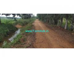 4 acre agriculture farm land for sale near Amruthur, Kunigal