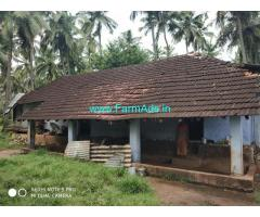 42 acre coconut farm land for sale at chemmanampathy, Palakkad