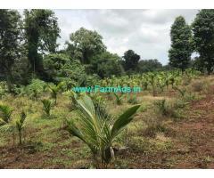 104 Acres Areca plantation for sale near Bhadraathy