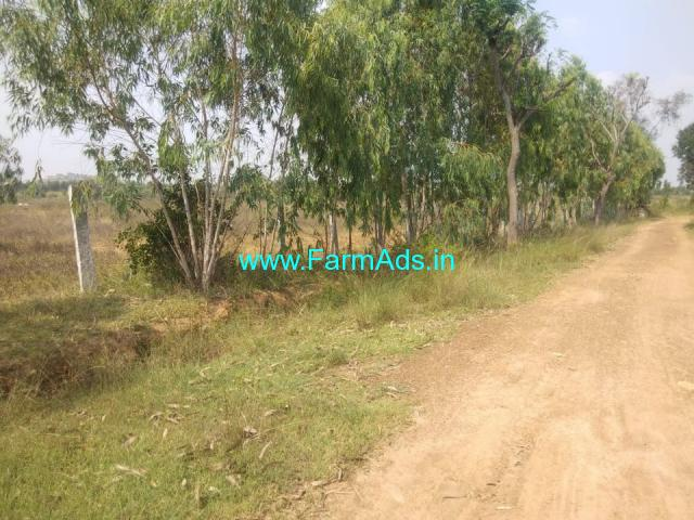 6 acer farm land avialable for sale. in Kolar to Mulbagal highway.