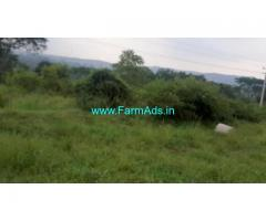 8 acres agriculture farm land for sale 13 kms from Harohalli Bus stop