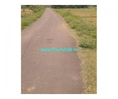 25  acres of agricultural land for sale Marakkanam to Thindivanam road