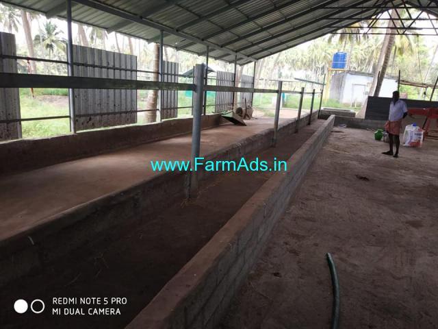 8.5 acre agriculture farm land for sale at eruthenpathy, Velanthavalam