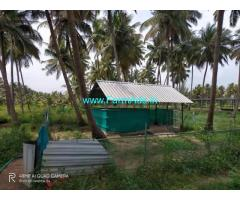 8.5 acre agriculture farm land for sale at eruthenpathy, Velanthavalam