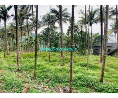 6.5 acres river side plantations for sale at Coimbatore