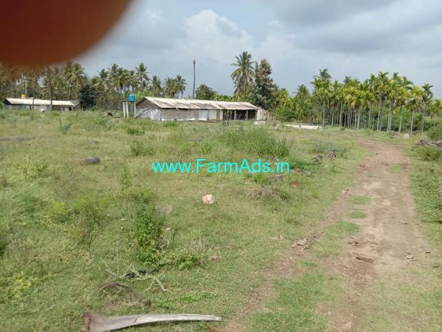 2.20 Acres Agriculture farm land for sale at Patrehalli, Hiriyur.