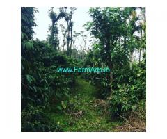 1.5 Acres Coffee estate for sale in Bankal