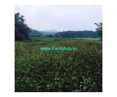 1.5 acre plain land for sale near Bankal