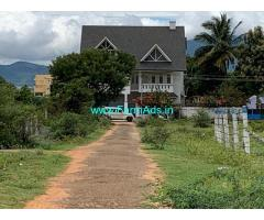 Bungalow in 9.5 Cents Land for Sale at Vadavalli