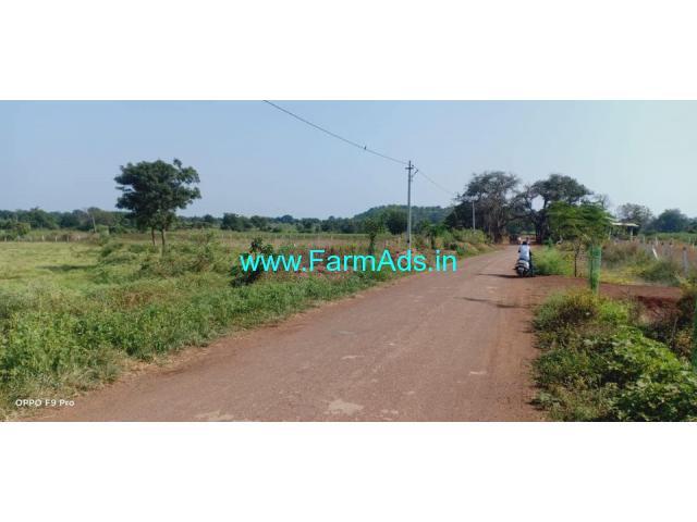 4 Acres Farm Land for Sale near Nawabpet