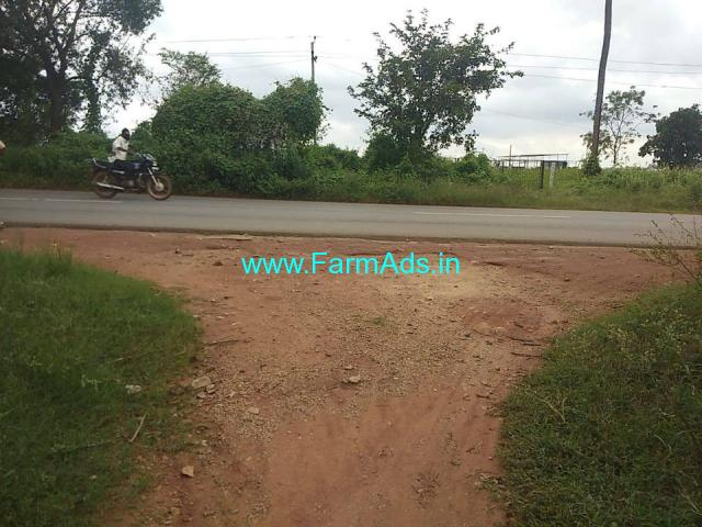 One acre land for sale near to Bangalore to Rajankunte challahalli village