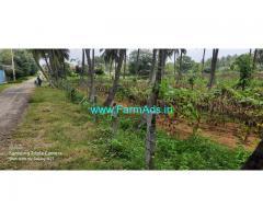 10 Acres Farm LAnd for sale at Ramanagara