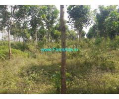 3.5 Acres Farm Land for sale Allalasandra village, Thoobagere Hobli