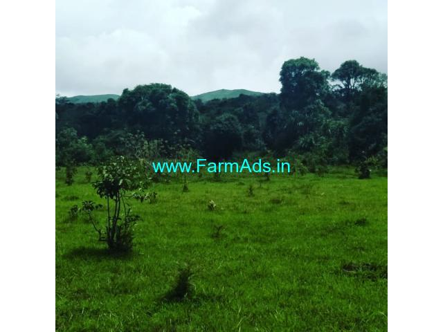 1.5 Acre farm land For Sale at Mudigere, Bankal