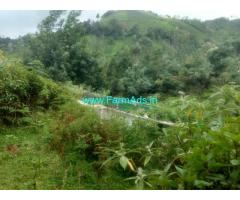 26 Cents Land for sale in Coonoor to Kotagiri main road