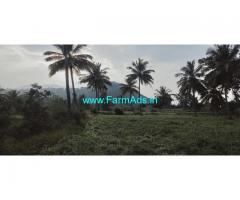 9 Acres Agriculture land for sale in kanakapura - Sangam Road.