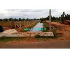 24  Acres Agriculture farm  land for sale near Hiriyur.