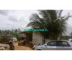 4.10 Acres farm land for sale at Parusharamapura village, near Chalkere,